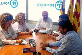 El PP de Ibiza ratifica la candidatura de Marí Bosó a la presidencia del partido