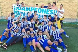 La Penya Blanc i Blava es nuevo equipo de Liga Nacional juvenil