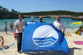 Las playas de Baleares obtienen 45 Banderas Azules