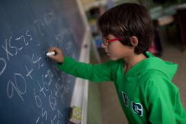 Se buscan jóvenes talentos matemáticos