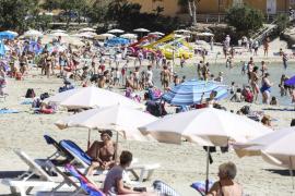 Ibiza obtiene ocho banderas azules en playas de Santa Eulària y Sant Joan