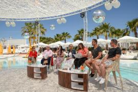 Presentación del certamen Futur Adlib en Ocean Beach Ibiza (Fotos: Marcelo Sastre).