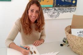 Las 'semillas' de Pilar Mena en Formentera