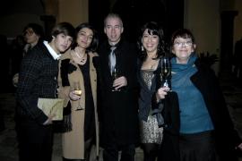 Inaugurada la exposición de los Premis Ciutat de Palma de pintura