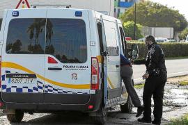 Un conductor sextuplica la tasa de alcohol permitida tras sufrir un accidente en Vila