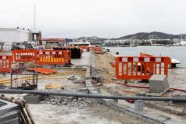 La APB confirma que las obras del puerto concluirán el 30 de mayo