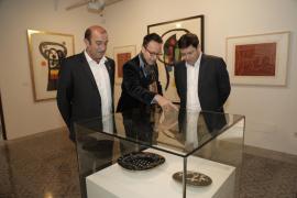 «Pablo Picasso y Joan Miró, Historia de una amistad»