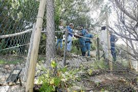 El Seprona denunciará al propietario de la casa que instaló concertinas en Porroig