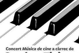 Cambra Eivissa ofrece un concierto de música de películas de cine en Ibiza mañana viernes a las 21.00 horas