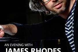 El pianista James Rhodes recala en Trui Teatre