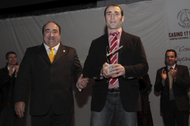 Entrega de los Fabiols de Plata y Bronce 2010 a los Ciutadellencs de s'Any