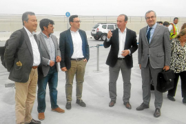 El aparcamiento de la Savina podría estar operativo durante este mismo verano