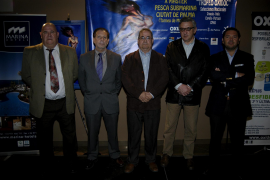 Presentación del Master Ciutat de Palma de Pesca Submarina
