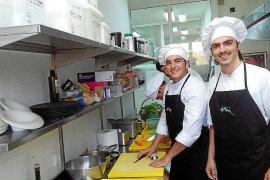 Las dos escuelas ibicencas de Cocina, entre las tres mejores de Balears