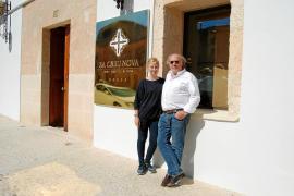 Sa Creu Nova: tradición y diseño en un hotel de lujo en Campos