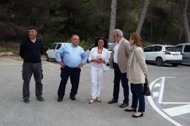 Bus lanzadera para evitar aglomeraciones en Benirràs