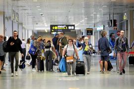 El aeropuerto de Ibiza roza el millón de pasajeros en el primer cuatrimestre