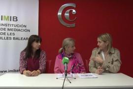 Grande-Marlaska, Pablo Ruz y Esther Pascual, en las Jornadas de Mediación