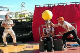 Las asociaciones ibicencas de circo apoyan crear una entidad balear
