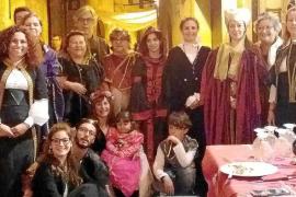 Viaje al pasado a través de una cena medieval inolvidable