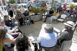 El Consell a la Plaça pincha contra el Eivissa Medieval y el Mercadillo de Sant Jordi