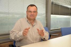 Juanjo Palau: «Si se pudieran regularizar las casas sería beneficioso para todos»