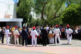 Puig d'en Valls celebró ayer su tradicional día en homenaje a los mayores del pueblo