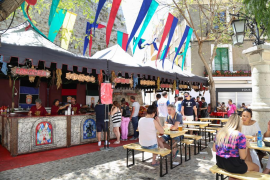 Clausura de la feria Eivissa Medieval