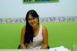 Naiara Goizueta Bravo: «El trabajo de voluntariado engancha y alimenta el alma»
