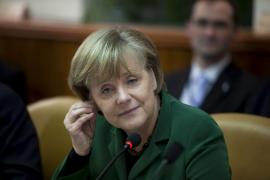Merkel visita este jueves España con intención  de respaldar reformas y pedir competitividad