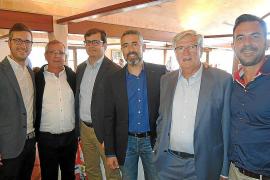 Asamblea y comida anual de la Federación Balear de Transportes