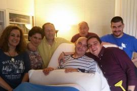 Luis, enfermo de esclerosis: «Reivindico mi derecho a morir dignamente»