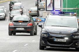 La Policía detiene al autor de varios 'tirones' sobre ruedas en Vila