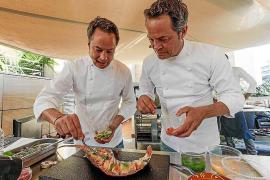 Hermanos Torres: «La cocina tradicional y la material prima de la isla es brutal, excepcional»