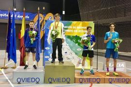 Fernando Cívico se cuelga la presea de oro en individuales