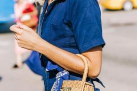 Tu bolso se llama 'straw bucket'