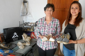 Un trozo de la tradición de Ibiza pasado por un filtro de modernidad para nuestros pies