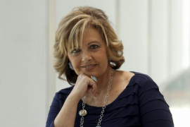 Ingresan a María Teresa Campos afectada por una isquemia cerebral