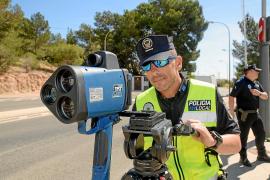 Un radar de mano para mejorar la seguridad vial