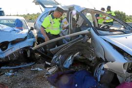 Notable aumento de muertos de tráfico en Baleares en los primeros meses del año