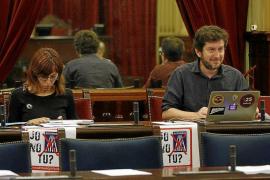 Jarabo anuncia que no optará a dirigir Podemos y pide a Camargo que le imite