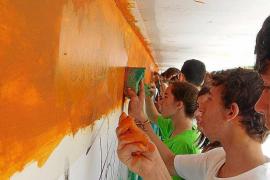 El arte en la educación llega a Formentera
