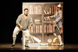 Concierto didáctico 'Un Quixot de cine', en Can Ventosa