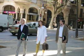 Los seis hijos de Ruiz-Mateos afrontan su primer juicio en Palma por estafa