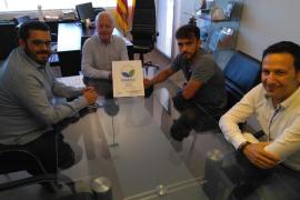 Sant Antoni recibe el certificado EMAS por la gestión medioambiental de sus playas