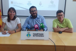 El Govern señala que se han eliminado 201 serpientes en Formentera