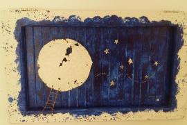 El Principito de Sol Courrège- Boné está de paso por Formentera