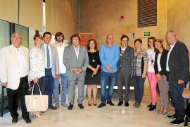 El Atlètic Balears celebra su 75 aniversario