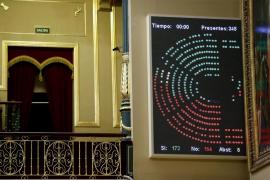 El Congreso aprueba definitivamente el real decreto de reforma de la estiba