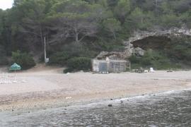 Dos casetas varadero de Cala Molí serán derribadas «antes del verano»